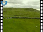 Aerial View of Callanish Standing Stones (silent video clip)