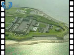 Aerial View of Fort George (silent video clip)