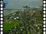 Aerial View of Kirkwall (silent video clip)