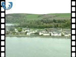Aerial View of Cromarty (silent video clip)