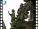 Holyrood Fountain (silent video clip)