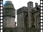 Newark Castle (silent video clip)