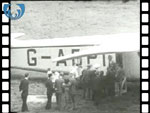 Armstrong Whitworth AW15 Atlanta of Imperial Airways at the Scottish Flying Club pageant at Renfrew Aerodrome 1933 (video clip)