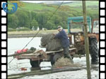 Attaching a Solway Stake Net (video clip)