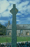 Maclean's Cross, Iona (General view)