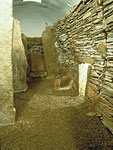Unstan Chambered Cairn (Interior)