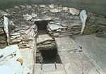 Skara Brae: A Tour of Ancient Orkney: No. 08 Taversoe Tuick Chambered Cairn
