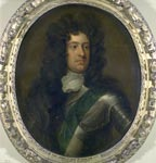 17th century oil painting of James Douglas, 4th Duke of Hamilton by an unknown artist after Sir Godfrey Kneller