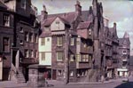 Moubray House and John Knox House, Royal Mile, Edinburgh
