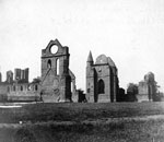 Arbroath: Abbey - Sacristy - 1890