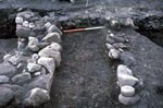 15th and 16th-century buildings excavated at 43-57 Upperkirkgate, Aberdeen