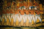 3.12 The Battle of Pollilur 1780; Detail: Tipu's archers