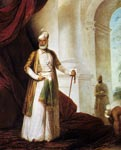 4.35 Mohamed Ali Khan Walajan, Nawab of Arcot, 1777
