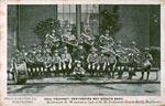 22nd (Fechney) Perthshire Boy Scouts Band, Perthshire, c. 1910