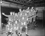 1st Battalion Caledonians leave for Germany