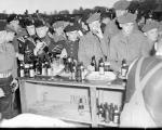 1st Battalion Royal Scots visit Murray's Breweries, Craigmillar, Edinburgh