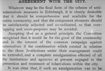 Agreement, City of Edinburgh, Royal Victoria Hospital, 13 Craigleith Road, Edinburgh