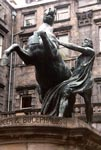 Alexander and Bucephalus, City Chambers, High Street