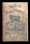 Book: 'The World's Sheep Farming for Fifty Years', 1890