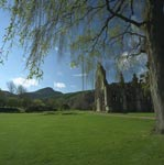 Abbey of Holyrood and Arthur's Seat, Edinburgh