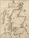 A true and exact Hydrographical description of the Sea coast and Isles of Scotland