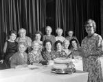 16th Anniversary dinner of the Comely Bank Townswomen's Guild