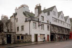 Huntly House Museum, Canongate, Edinburgh