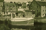 Prawn trawler 'St Adrian II' at Pittenweem Harbour