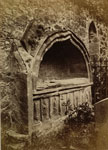 Tombs in St. Mary's Chapel, Rothesay