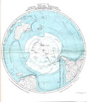 Chart of South Polar Regions