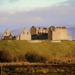 Ruthven Barracks, Highlands