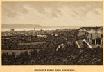 Broughty Ferry, near Dundee, viewed from Reres Hill, c1890