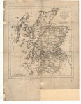 A general map of the roads of Scotland, made out from actual surveys taken...
