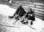 Cold feet, Western Front, during World War I