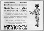 Advertisement for 'Boot Polish'