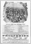 Advertisement for 'Phosferine tonic medicine'