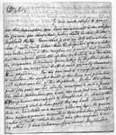 47) Letter from Hugh Blair to David Hume, 29 September [1763]