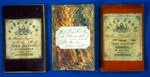Account books of the Walker family, Edinburgh, 1853-60