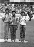 200m medal winners Commonwealth Games, 1986