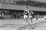Yvonne Murray wins the 800m, 1987