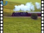 1950s Steam Train (video clip)