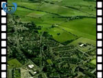Aerial View of Bannockburn (silent video clip)