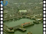Aerial View of Arbroath (silent video clip)