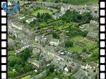 Aerial View of Abernethy (silent video clip)