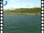 Aerial View of Bowmore on Islay (silent video clip)