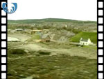 Aerial View of Buckie (silent video clip)