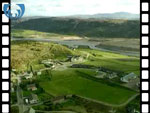 Aerial View of Bettyhill (silent video clip)