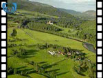 Aerial View of Balmoral (silent video clip)
