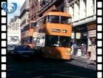 1985 Glasgow Buses (silent video clip)