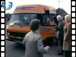 1985 Easterhouse Microbus (silent video clip)